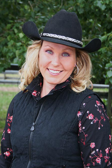 tara gamble aqha director for bc