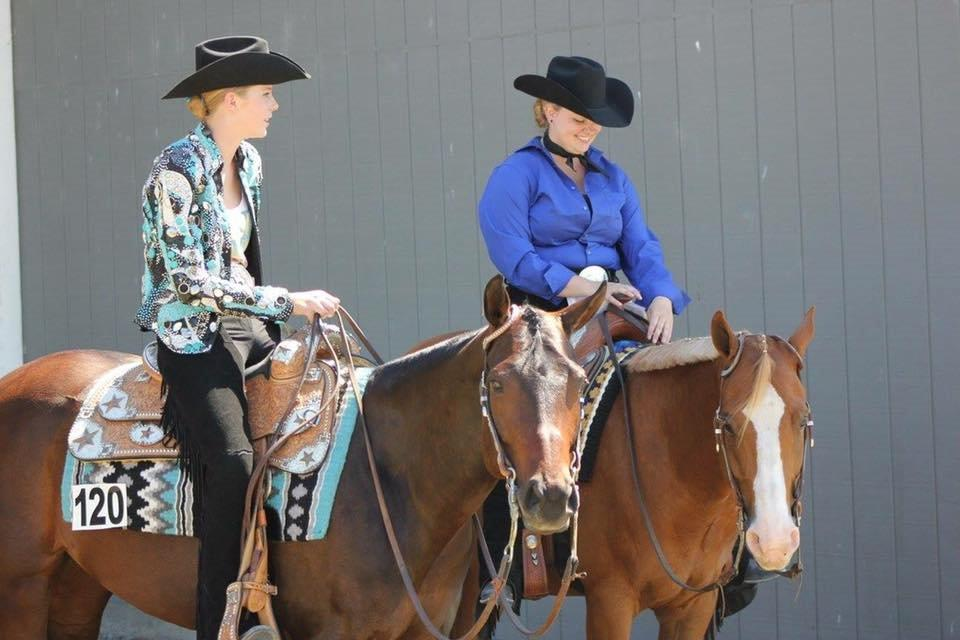 AQHA APHA All Breed Show