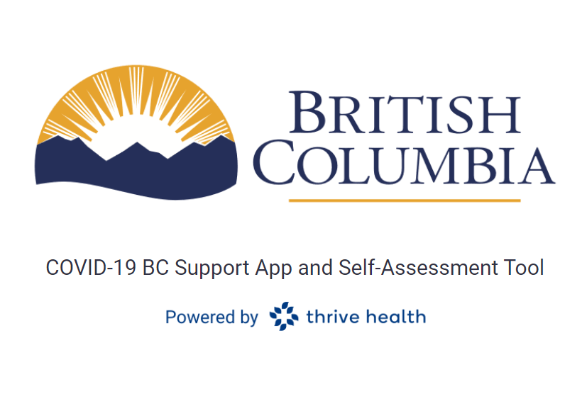 BC COVID 19 SELF ASSESSMENT TOOLS