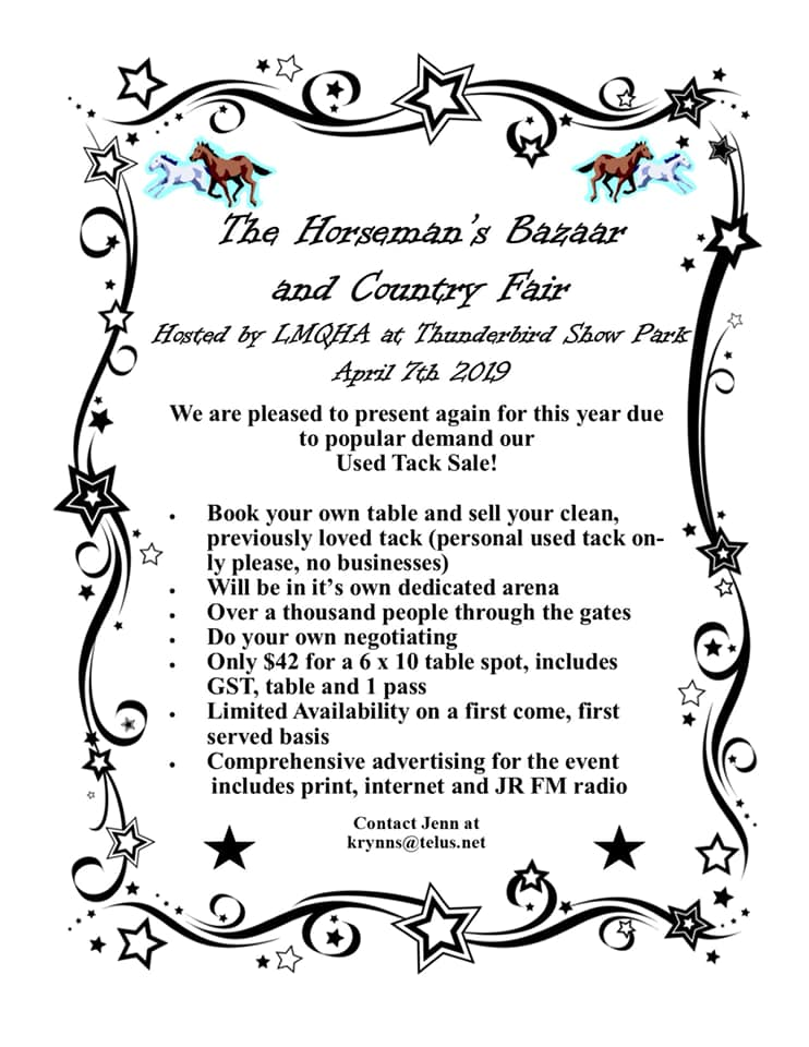 Horseman's Bazaar & Country Fair